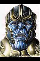 Thanos by goodsnake