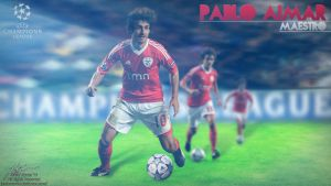 Aimar - Champions League by JuniorNeves