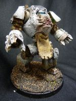 Lord's of Decay Deathguard contemptor dreadnought by Solav