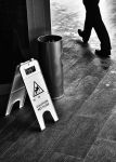 Wet floor by Dionisic
