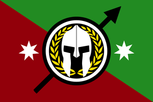 Mars Flag by 1Wyrmshadow1