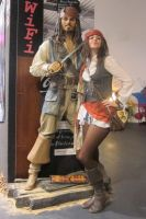 Pirates, Jack and I by elodie50a