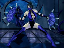 Princess Kitana by Keifus