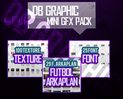 DB Graphic Mini GFX Pack | Download Complete by DeathB00K