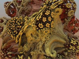 Authigenic  Mineralisations by GraphicLia