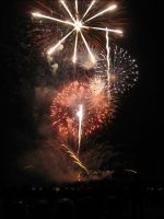 New Brighton fireworks 2010 d by RealmKnight
