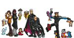 MCM Buzz: X-Men: Days Of Future Past by Hades-O-Bannon