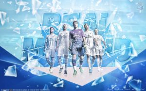 Real Madrid Club de Futbol 2013 2014 by nam by 445578gfx