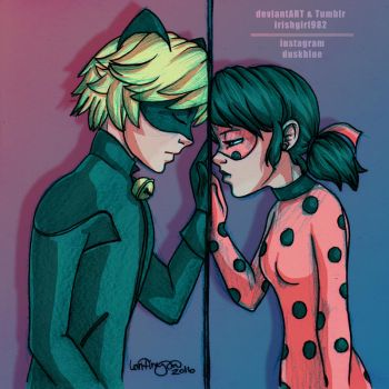Miraculous Ladybug - So Close by irishgirl982