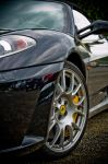 F430 Front Three Quarters by lokkydesigns