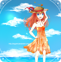 .:Summer:. by Rainry
