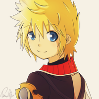 Smile . ventus by Ciel-san