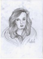 Adele by chrissyaustin