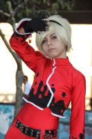 Ash Crimson- The king of Fighters by HinaCrimson
