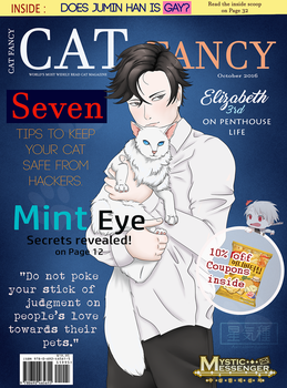 Does Jumin Han Is Gay? by Astralseed