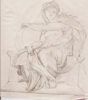 Renaissance sketches by Addsy
