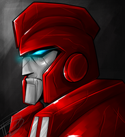 Ironhide by DeceptiveShadow