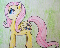 Fluttershy by Punisher2006