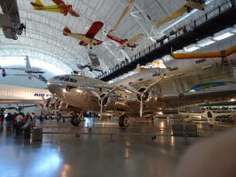 Boeing 307 Clipper Flying Cloud by GeneralTate