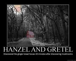 Hanzel and Gretel by Felix-L-Gato