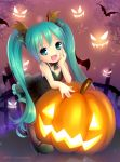 Miku's Halloween by cmondream