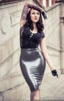 ElegyEllem in Lady Lucie Latex II by BelindaBartzner