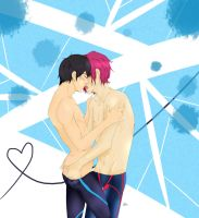 RinHaru~ by Lucifer-Whisper