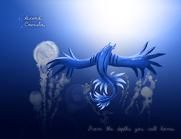 Ascend, Caerula by The-Concept-Artist