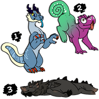 Name-Your-Price adopts by Ohdevinitely