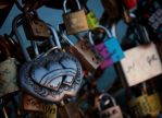 Love locked in Paris by NoGuarantee