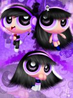 [Gift] Violet Trio by Jeroine