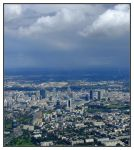 Above Warsaw by evaPM
