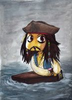 Jack Sparrow Ataud by oNichaN-xD