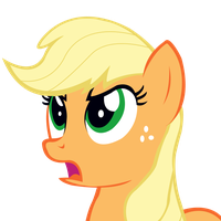 Apple Jack Vector by Cybride