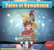 Tales of Symphonia V2 ICO And PNG by bryan1213