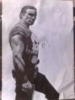 the punisher by gldzx