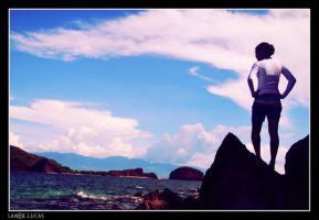 ANILAO: The Lookout by ezak