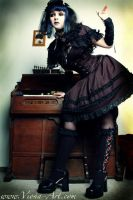 Meta Gothic Lolita -1- by duke-of-terror