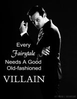 You Need The Villain by MeryHeartless