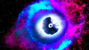 Space Eye (Wallpaper) by Hardii