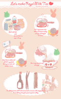 Let's make Royal Milk Tea by puddinprincess