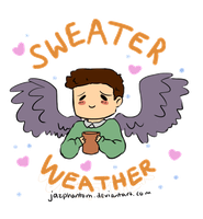 SPN: Sweater Weather by jazphantom