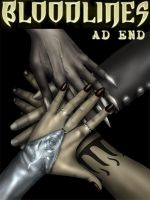 Bloodlines: Ad End Cover by lancea