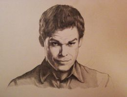 -Dexter Morgan - final by xxXOctoberXxx