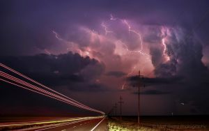 The Electric Highway by MattGranzPhotography