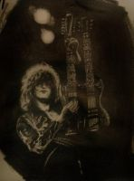 Jimmy Page by Zusacre