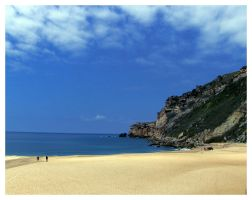 nazare beach by ameliasantos