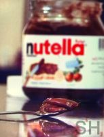 nutella by waashe