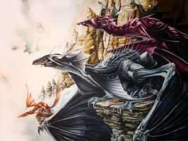 Dragons by Atriedes