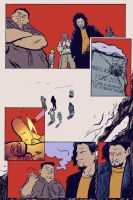 Trolls, Ghosts, Cats and Tom pg1 by gzapata